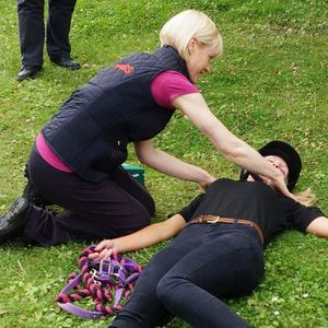 First Aid at Work  Equestrian content Southampton