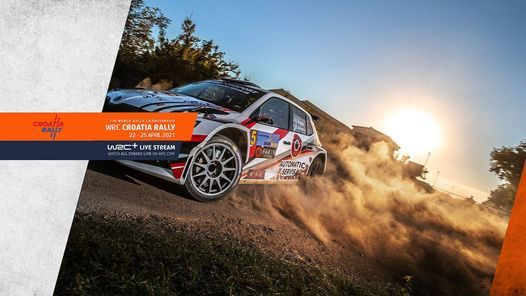 wrc croatia rally 2021 - Live | Event in Zagreb | AllEvents.in