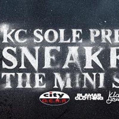 KC SneakFest 2021 The Mini Series