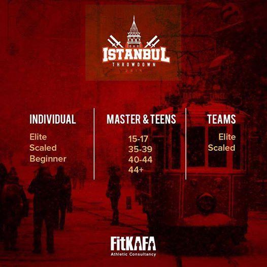 Istanbul Throwdown