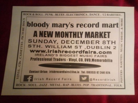 Bloody Marys Record Mart