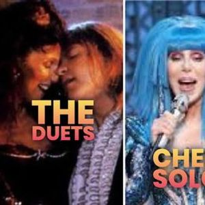Meat Loaf  Cher  Duets (No ticket required see Details)