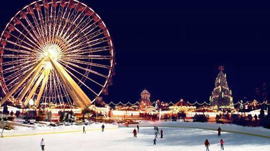 London Winter Wonderland CKW