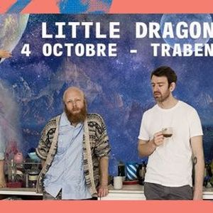 Super  Little Dragon  sir Was le 4 octobre au Trabendo