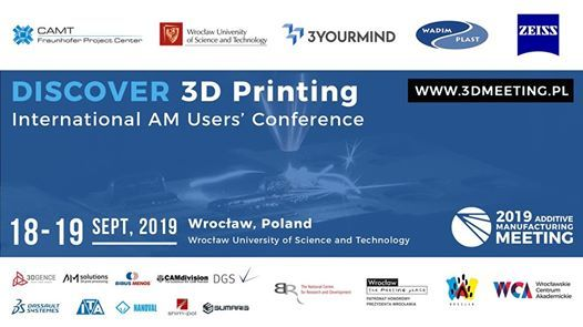 AMM Additive Manufacturing Meeting 2019