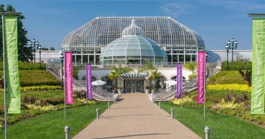 Phipps Conservatory Christmas 2021