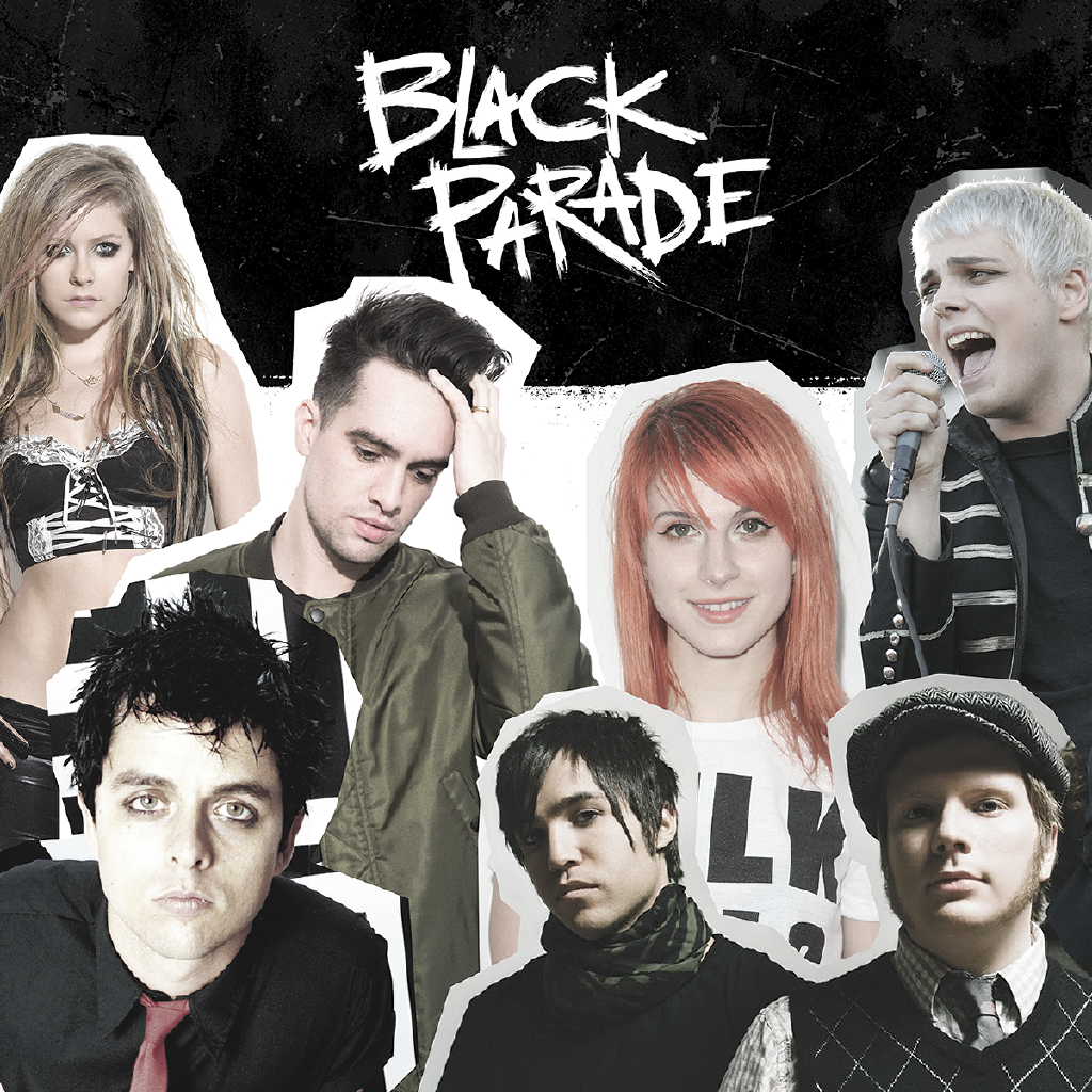 Black Parade - 00's Emo Anthems, 25 June   Event in Peterborough   AllEvents.in