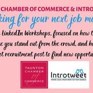 LinkedIn Workshop for Job Seekers with Social Media experts Introtweet Ltd