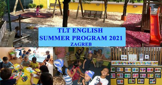 English Summer Camp 2021 for children in Zagreb | Event in Zagreb | AllEvents.in
