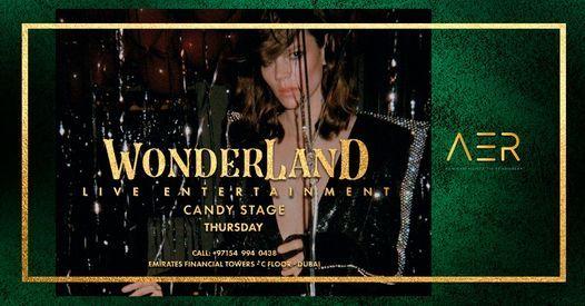 Wonderland, 21 January   Event in Dubai   AllEvents.in