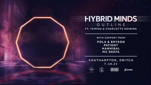 Hybrid Minds: Outline - Southampton, 7 October | Event in Southampton | AllEvents.in
