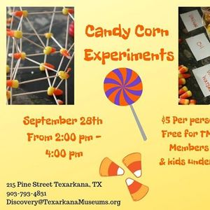 Candy Corn Experiments