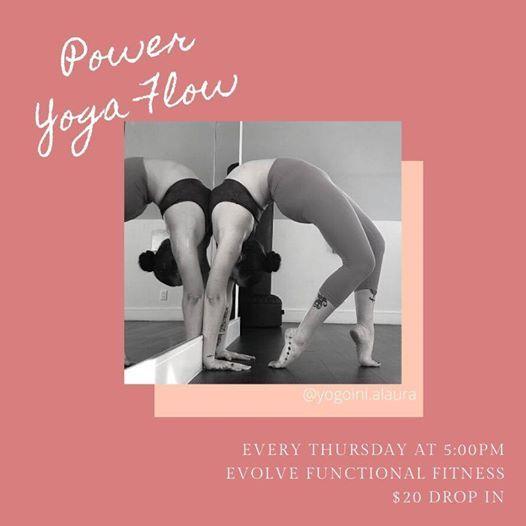 Power Yoga Beginner Friendly Nassau City