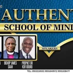 Authentic School of Ministry
