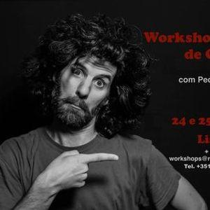 Workshop Intensivo de Clown