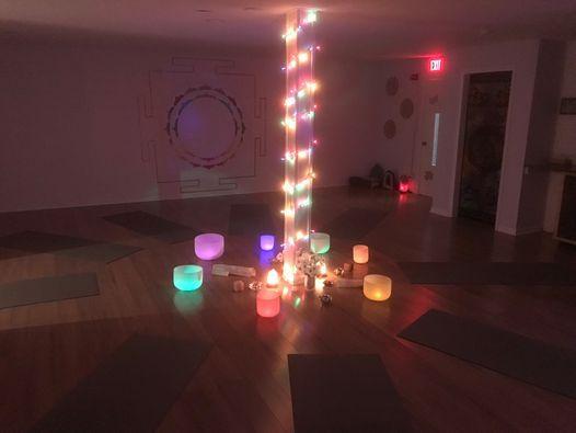 Restorative Yoga Sound Journey | Event in Oakwood Hills | AllEvents.in