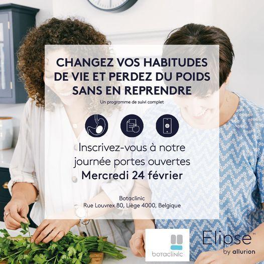 Journée Portes Ouvertes ELIPSE à Liège | Event in Seraing | AllEvents.in