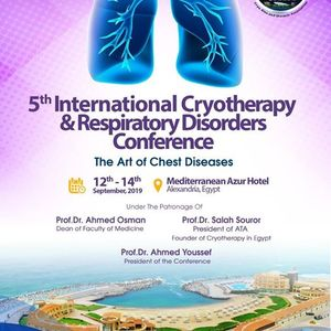 5th international cryotherapy & respiratory disorders conference