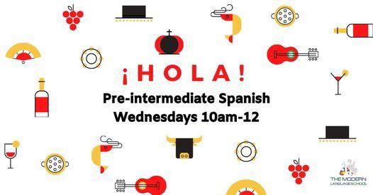 Pre-intermediate Spanish | Event in Huddersfield | AllEvents.in