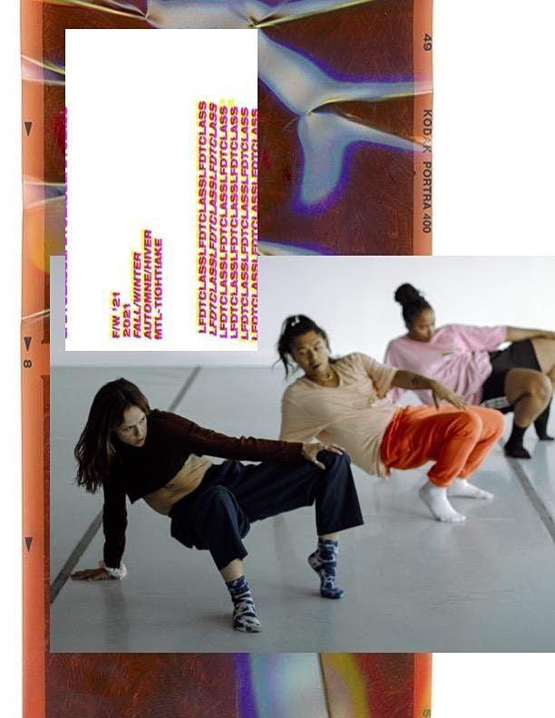 Drop-In LFDTCLASS @ Studio 303 | Event in Montréal | AllEvents.in