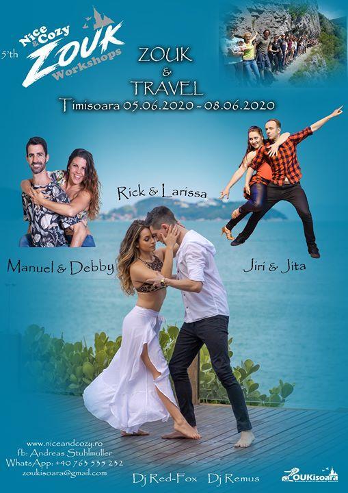 5th Nice & Cozy - Zouk & Travel Festival