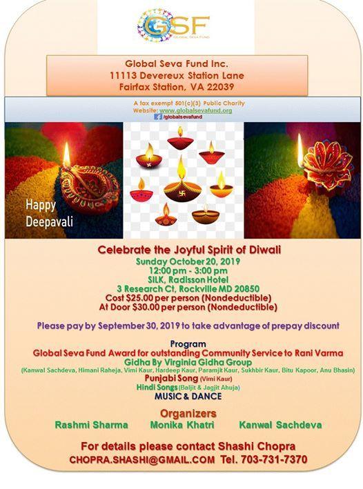 GSF Diwali Celebration