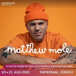 Matthew Mole (ZA)  Papiersaal Zurich  28 May 2021 New Date
