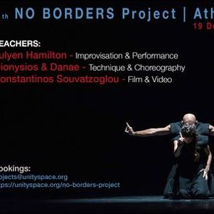 9th No Borders project  Athens Greece