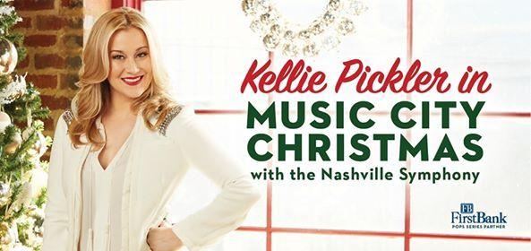Kellie Pickler in Music City Christmas