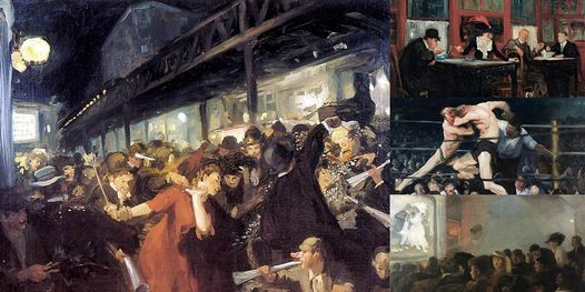 'Art of Real New York: John Sloan and Urban Realism' Webinar, 14 June | Online Event | AllEvents.in