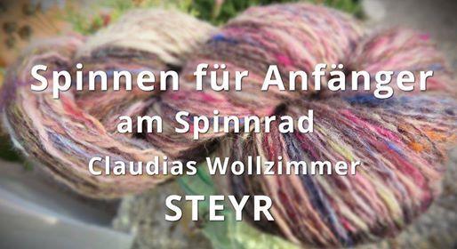 Spinnen fr Anfnger in Steyr
