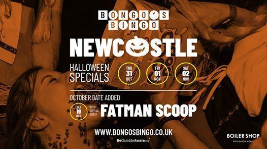 Bongos Bingo - Newcastle Halloween Specials