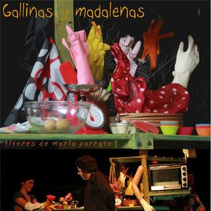 Gallina y madalenas