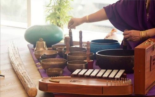 Release the Old, Welcome the New: Gong Meditation, 18 December | Event in Dubai | AllEvents.in