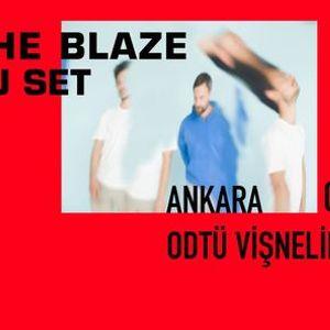 The Blaze Dj Set  Ankara