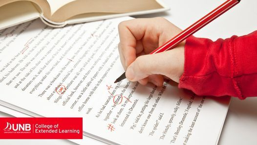 Fixing Common Writing Errors, 24 October | Online Event | AllEvents.in