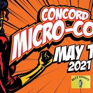 Fourth Annual Concord Micro-Con (May 1st 2021)
