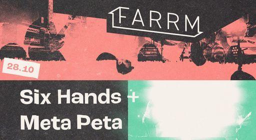 Six Hands + Meta Peta // WERF, 28 October | Event in Alken | AllEvents.in