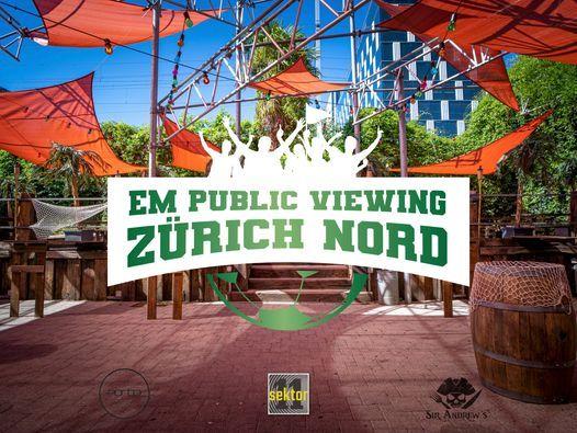 EM - Das grosse Public Viewing in Zürich Oerlikon | Event in Zürich | AllEvents.in