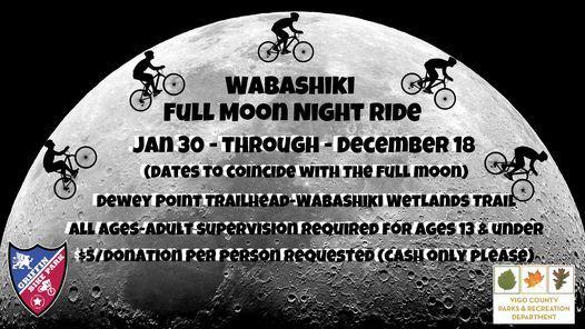 Wabashiki Night Rides | Event in Terre Haute | AllEvents.in