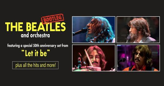The Bootleg Beatles in Concert, 24 March | Event in Cambridge | AllEvents.in