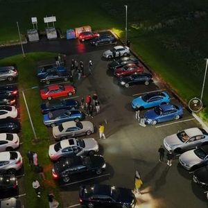 Bimmers Go To The Track
