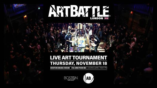 Art Battle London - 18 November, 2021, 18 November   Event in London   AllEvents.in