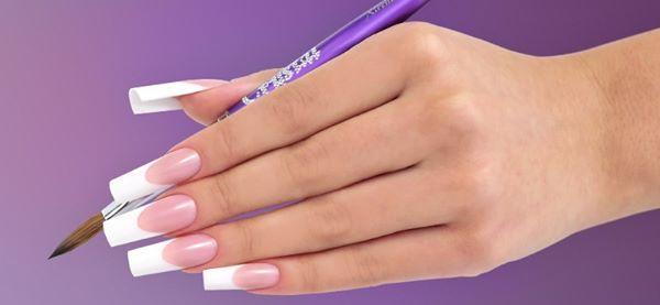 Crystal Nails Acrylic Nail Course September 2019