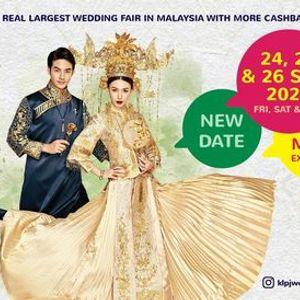 KLPJ Wedding Fair 28-30 May 2021  Mid Valley Exhibition Centre KL