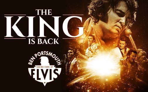 The King Is Back - Dudley Town Hall