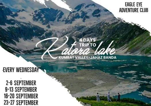 4 Days Kumrat Valley Tour