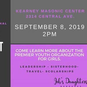 Prospective Member Event- Kearney