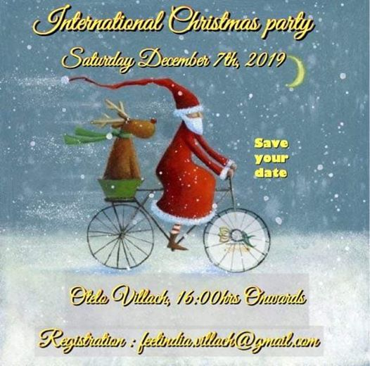 International Christmas Party Villach
