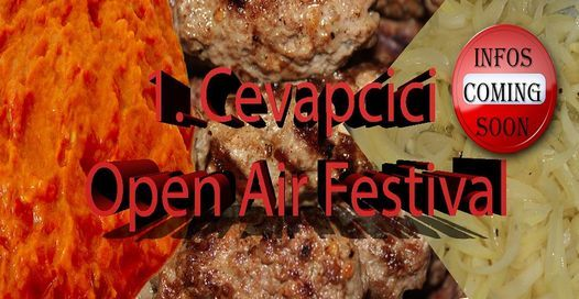 1. Cevapcici Open Air Festival Wuppertal, 5 September   Event in Wuppertal   AllEvents.in